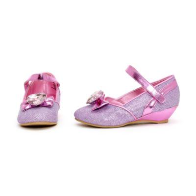 Scarpe bimbi per costume Rapunzel