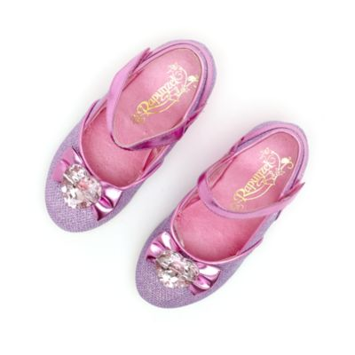 Rapunzel Costume Shoes For Kids, Tangled