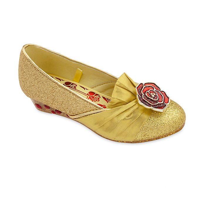 Disney Store Belle Slip-On Costume Shoes For Kids