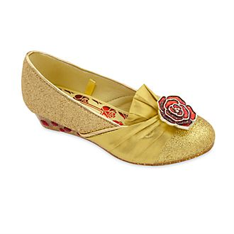 Disney Store Belle Slip-On Costume Shoes For Kids