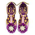 Chaussures de déguisement salomé Raiponce pour enfants, Disney Store