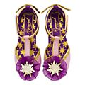 Disney Store Rapunzel T-Bar Costume Shoes For Kids