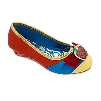 Disney Store Snow White Slip-On Costume Shoes For Kids