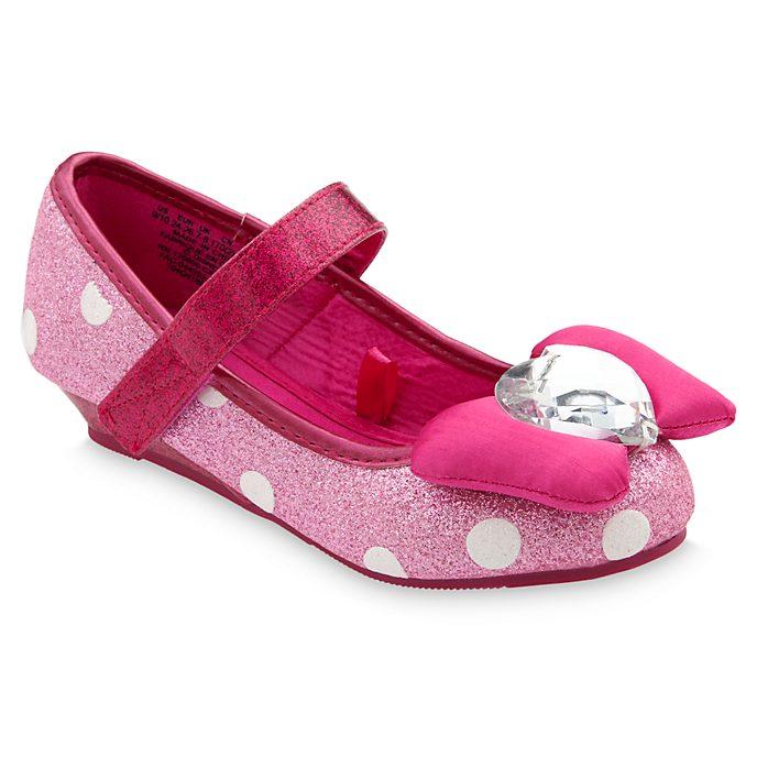 Zapatos disfraz rosa Minnie para niña, Disney Store