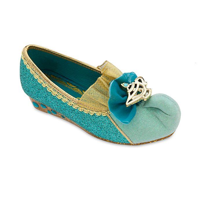Disney Store Princess Jasmine Slip-On Costume Shoes For Kids