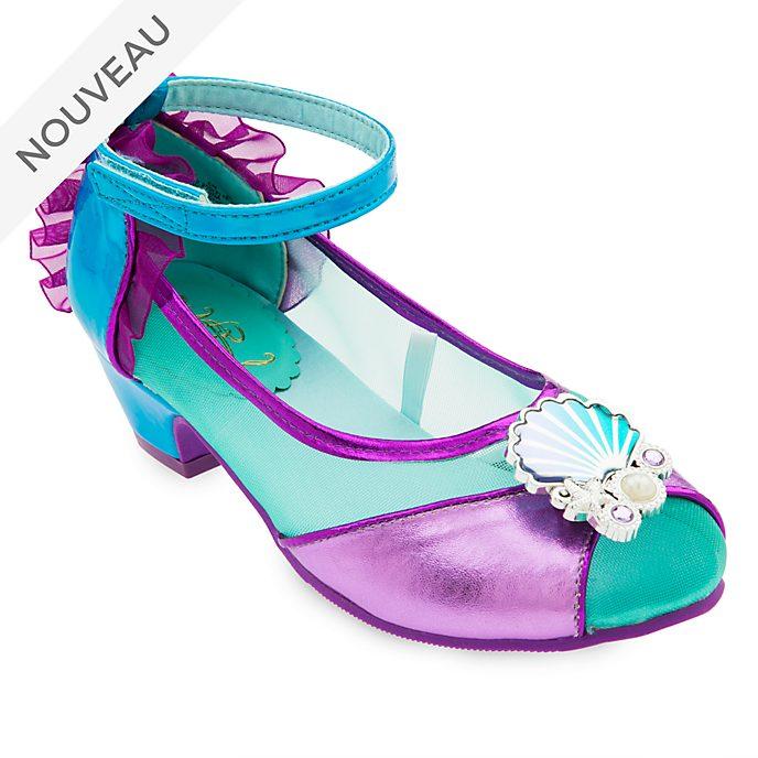 Disney Store Chaussures de déguisement La Petite Sirène pour enfants