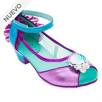 Zapatos infantiles disfraz La Sirenita, Disney Store