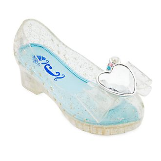 Disney Store Cinderella Costume Shoes For Kids