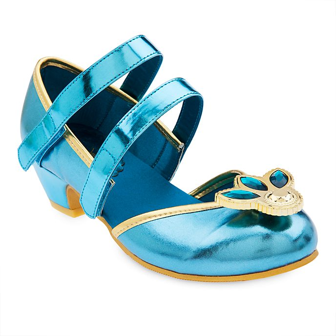 Zapatos infantiles disfraz princesa Jasmine, Disney Store