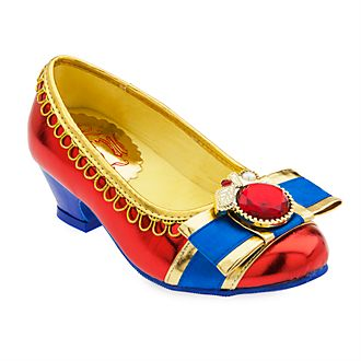 Disney Store Snow White Costume Shoes For Kids