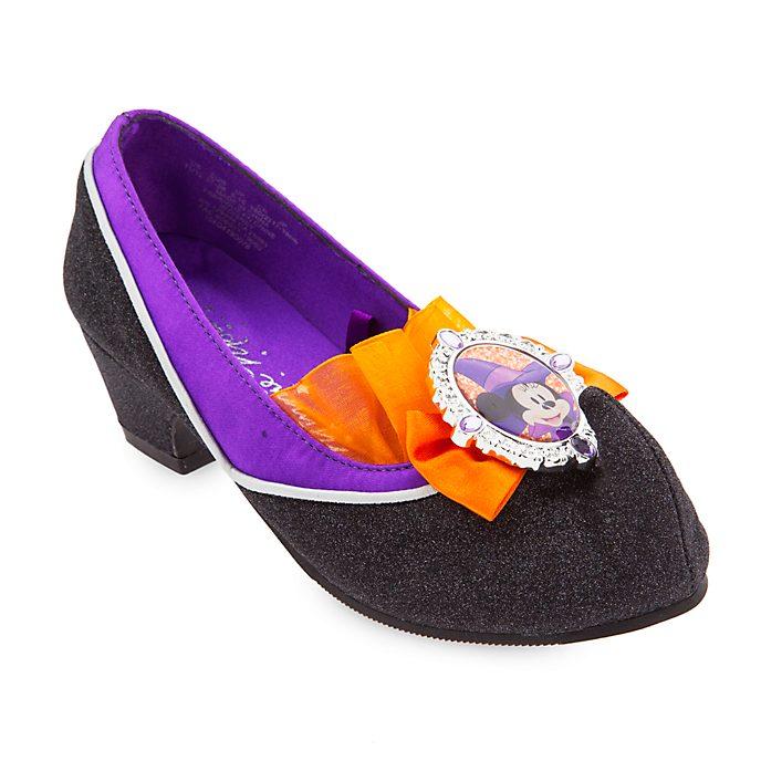 Disney Store Chaussures Minnie sorcière pour enfants