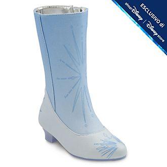 Stivali costume bimbi Elsa Frozen 2: Il Segreto di Arendelle Disney Store