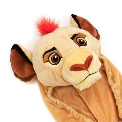Disfraz infantil de felpa de Kion, de La Guardia del León