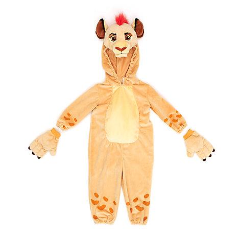 Kion Plush Fabric Costume For Kids, The Lion Guard