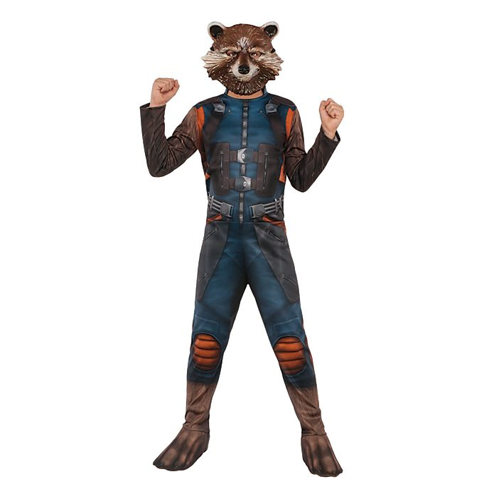 Rubies Costume Rocket Raccoon pour adolescent