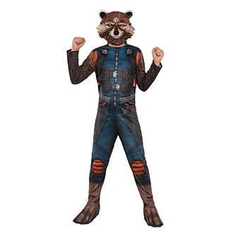 Rubies Costume Rocket Raccoon pour adolescent