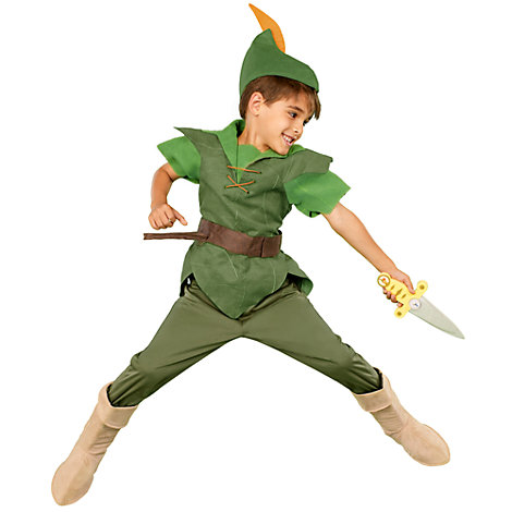 peter pan costume for kids. Black Bedroom Furniture Sets. Home Design Ideas