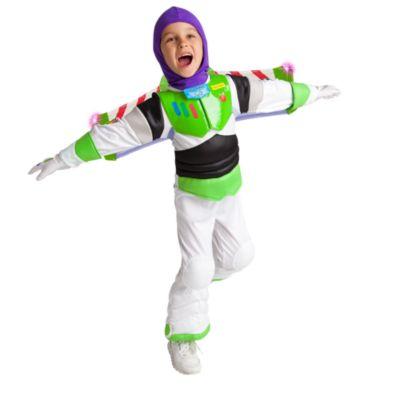 Déguisement lumineux Buzz l'Éclair pour enfants
