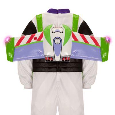 Buzz Lightyear - Kostüm mit Lichteffekt für Kinder