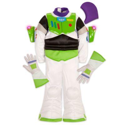 Disfraz infantil con luces Buzz Lightyear
