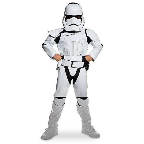 Sturmtruppler - Kostüm für Kinder
