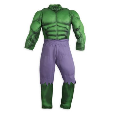 Déguisement de Hulk