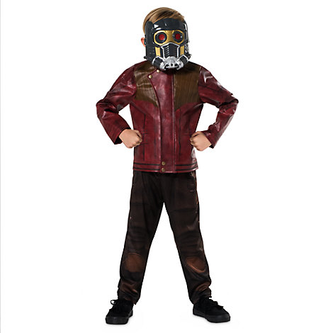 Star-Lord Kostüm für Kinder, Guardians of the Galaxy Vol. 2