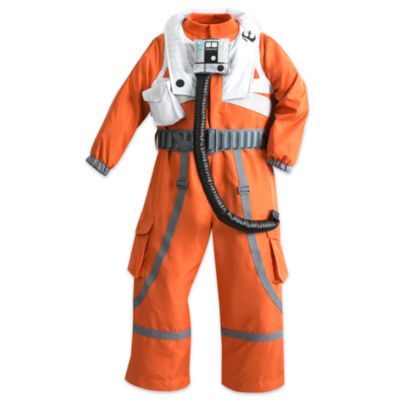 Poe Dameron Costume For Kids, Star Wars: The Last Jedi