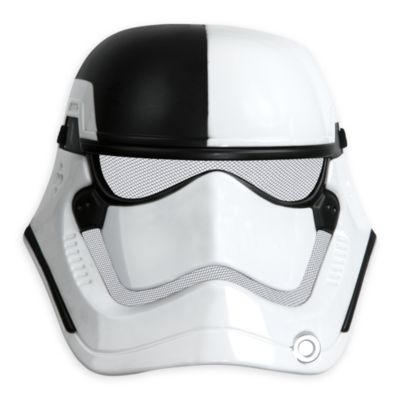 The First Order Judicial Stormtrooper Costume For Kids