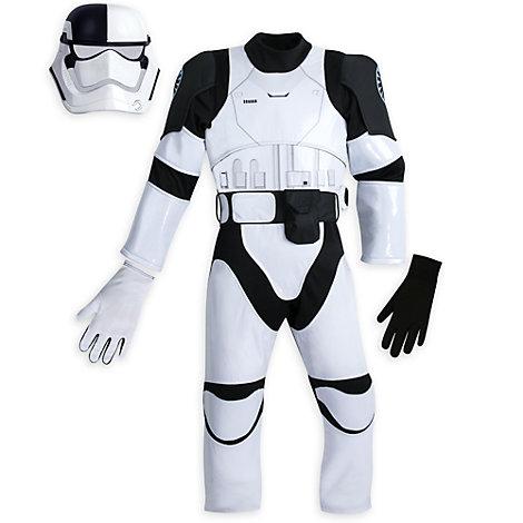 Déguisement de Stormtrooper Exécuteur du Premier Ordre pour enfant