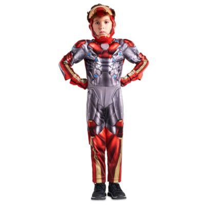 Costume bimbi con luci Iron Man, Spider-Man: Homecoming