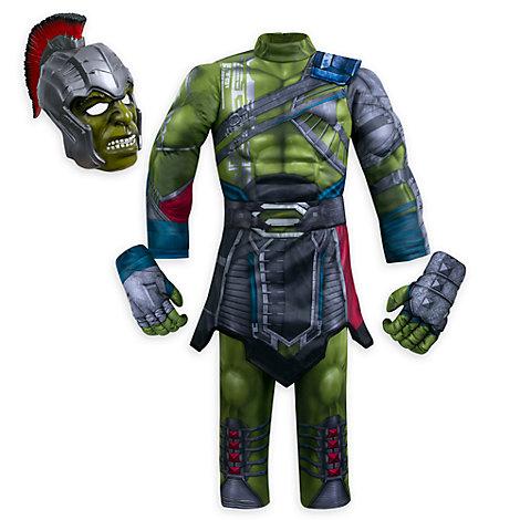 Disfraz infantil Hulk gladiador, Thor Ragnarok