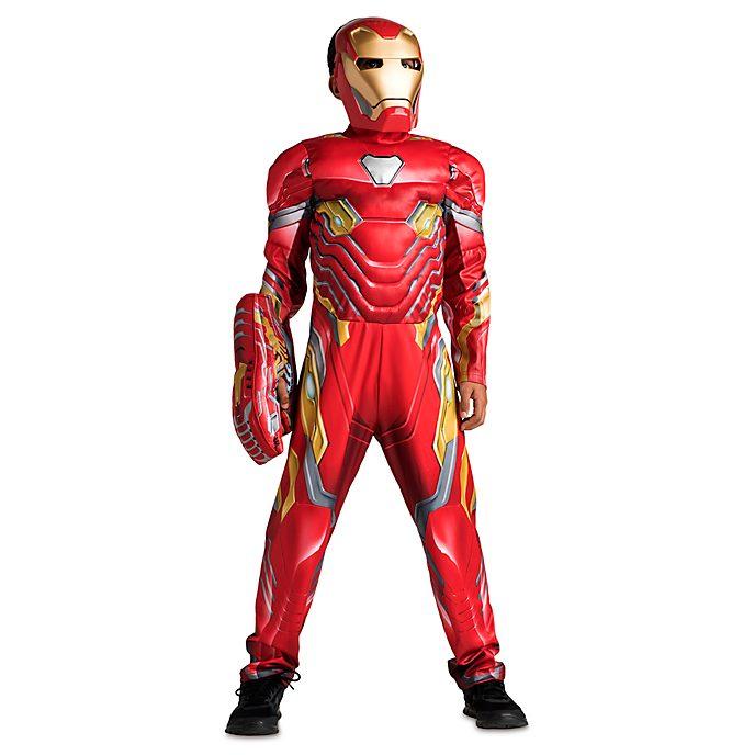 Disney Store Iron Man Costume For Kids, Avengers: Infinity War