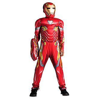 Disney Store Déguisement Iron Man pour enfants, Avengers: Infinity War