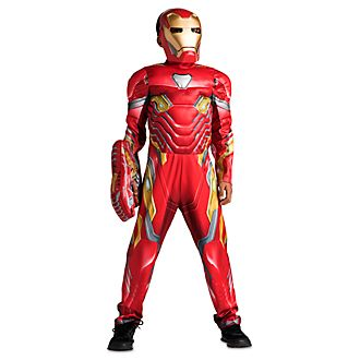 Disney Store Iron Man Costume For Kids, Avengers: Infinity War