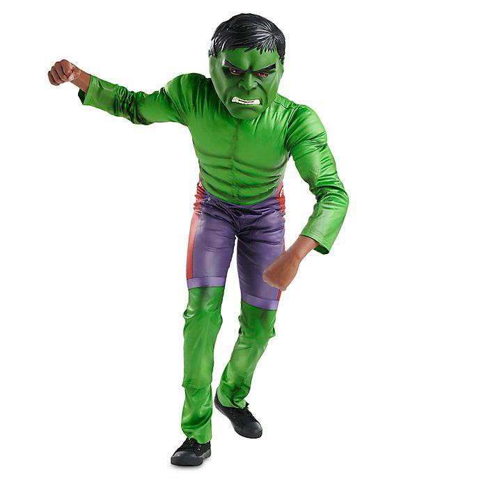 Costume bimbi Incredibile Hulk Disney Store