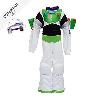 Conjunto disfraz infantil Buzz Lightyear, Disney Store