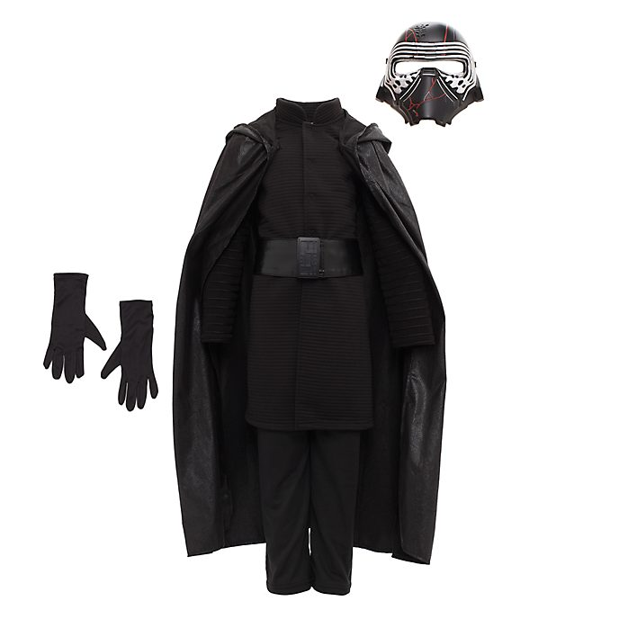Disney Store Kylo Ren Costume For Kids, Star Wars: The Rise of Skywalker