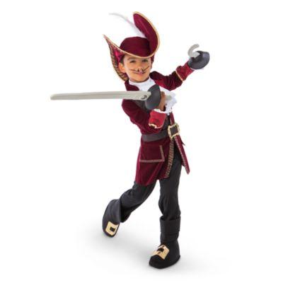 Déguisement Capitaine Crochet de Jake et les Pirates du Pays Imaginaire pour enfants