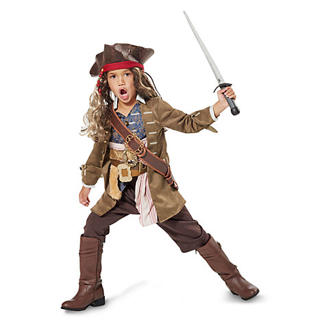 Jack Sparrow Costume For Kids