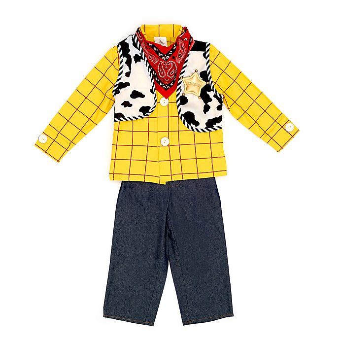 Disney Store Woody Costume For Kids
