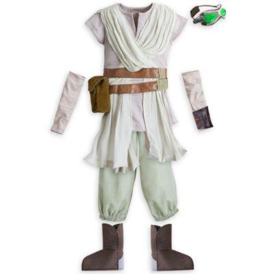 Costume bimbi Rey di Star Wars