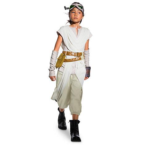Star Wars Rey kostume