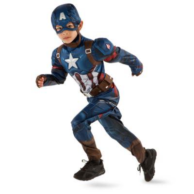 Déguisement Captain America pour enfants