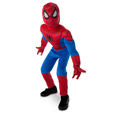 Disfraz infantil Ultimate Spider-Man