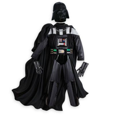 Darth Vader talande maskeraddräkt