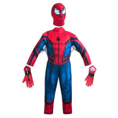 Spider Man Homecoming Costume For Kids