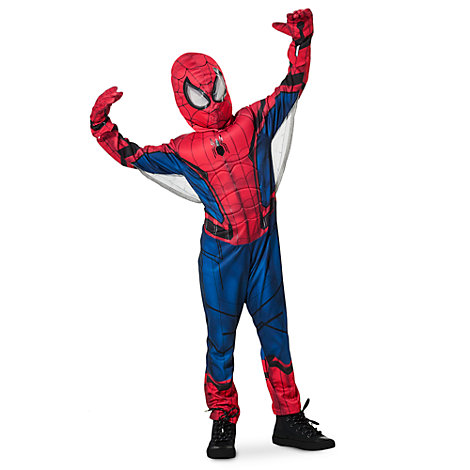 Spider-Man Homecoming Costume For Kids
