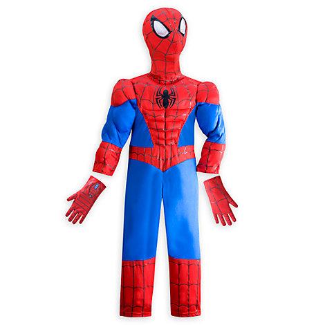 Disfraz infantil de Ultimate Spider-Man