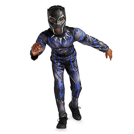 Black Panther - Kostüm für Kinder